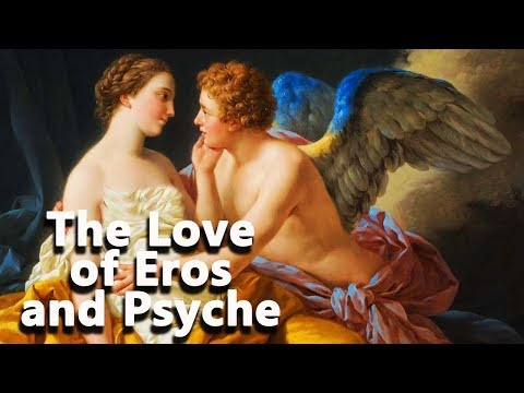 The Love Of Psyche And Eros (Part 2/3) Greek Mythology - See U In History