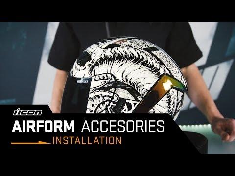 ICON - Airform // Rear Spoiler Installation