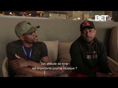 BET BUZZ - Interview Davido