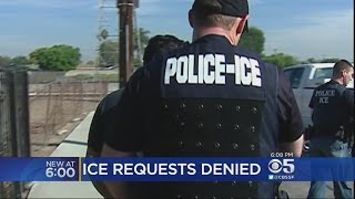 Federal Immigration Authorities Release Report On Uncooperative Jurisdictions