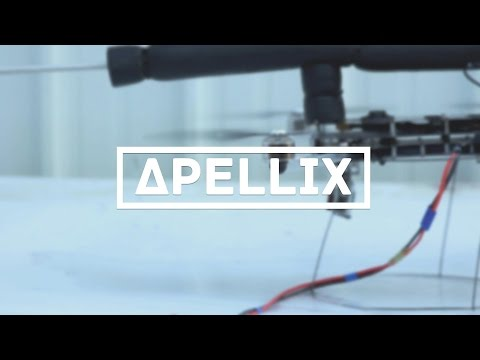 Apellix Intro Video - Industrial Robotics using Drones and Umbilical Systems