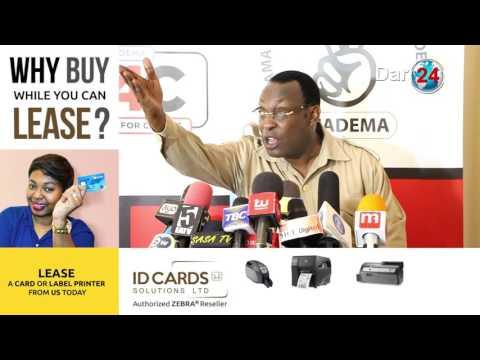 Mbowe acharuka, asema uchumi unasinyaa