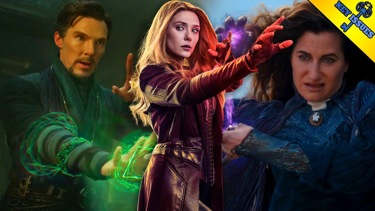 The 10 Most Powerful Sorcerers in the MCU