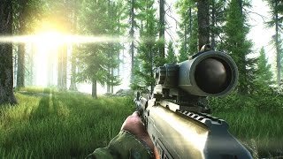 ESCAPE FROM TARKOV 18 Minutes of NEW Gameplay Walkthrough (Massive Open World Survival Game) 2017