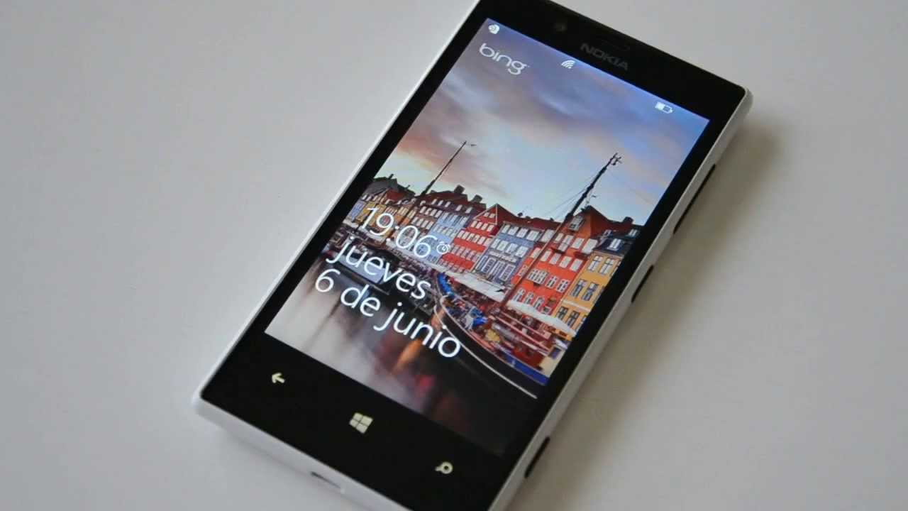 Nokia Lumia 720, análisis en Español