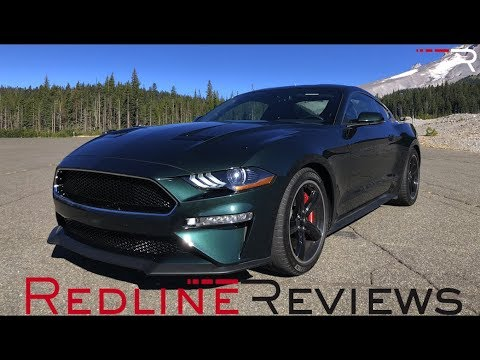 2019 Ford Mustang Bullitt – Is This The Best Non-Shelby Stang?