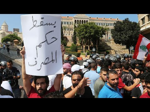 مئات اللبنانيين يخرجون إلى الشارع احتجاجاً على -رسوم واتسآب- …  - نشر قبل 5 ساعة