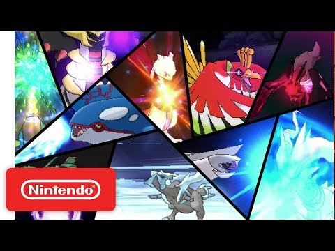 Pokémon Ultra Sun & Pokémon Ultra Moon - Overview Trailer - Nintendo 3DS