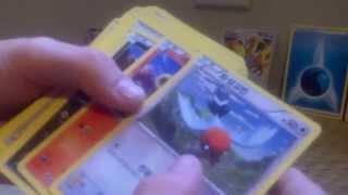 card porn! mega charizard battle pack