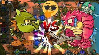 ✔️SNAPDRAGON VS DEEP SEE # RỒNG LỬA ĐẤU BOSS BIỂN !! - Plants Vs Zombies 2 - Hoa Quả Nổi Giận 2