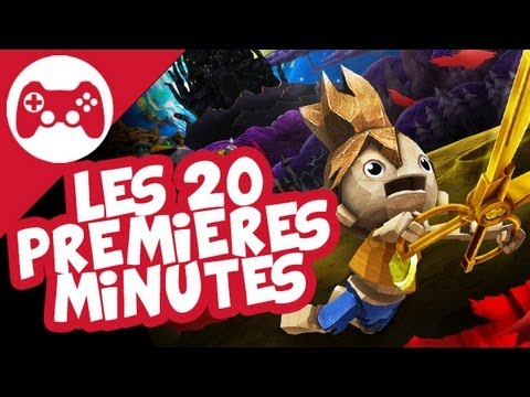 Puppeteer : Les 20 Premières Minutes - 동영상