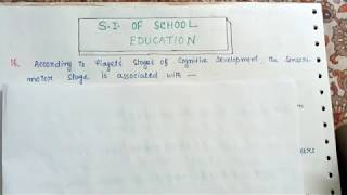 467. EDUCATION QUESTIONS,CHILD DEVELOPMENT PEDAGOGY QUESTIONS,B.ED/CTET/TET/CET QUESTIONS ENGLISH