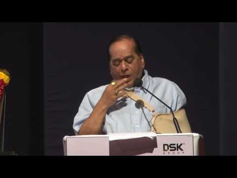 Launch of Niraj Life Line Foundation DSK Sir Speech - I