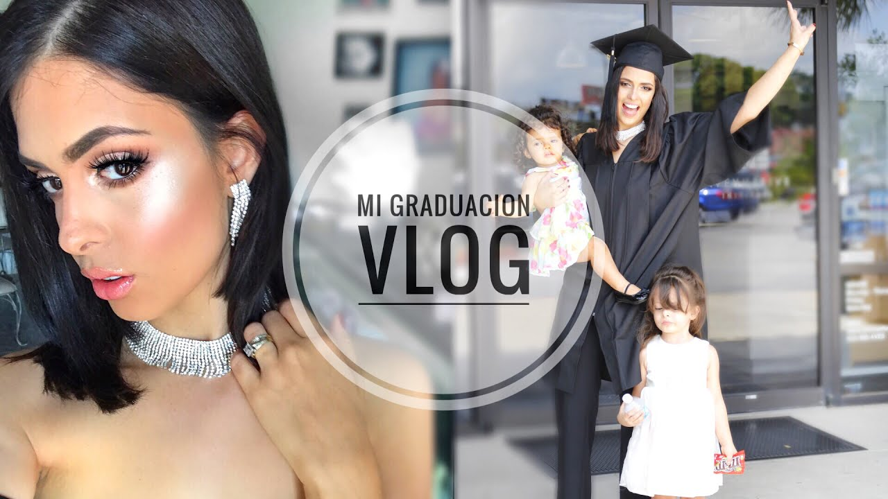 f7fe75bbe EL DIA MI GRADUACION  VIDEO VLOG - YouTube