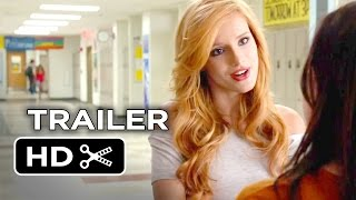 The DUFF Official Trailer #1 (2015) - Bella Thorne, Mae Whitman Comedy HD thumbnail