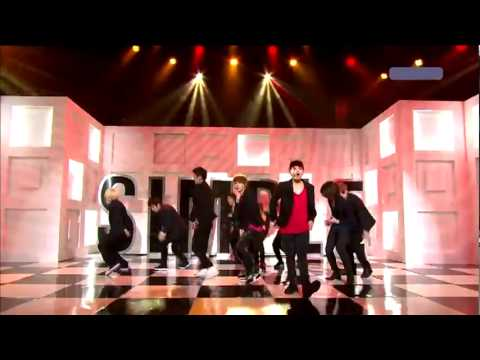 Super Junior - Mr.Simple LIVE [sub español/spanish] k-pop