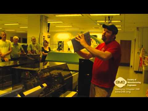 SME248 Signature Plant Tour - Spokesman-Review Newspaper Printing Operation