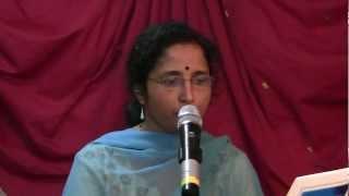 Omme Ninnannu Sung By Usha Ravi