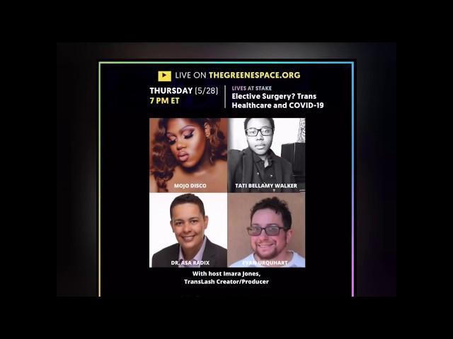 Black Trans Man Tony McDade