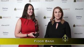 Fidor Bank gewinnt bei den German Stevie® Awards 2019
