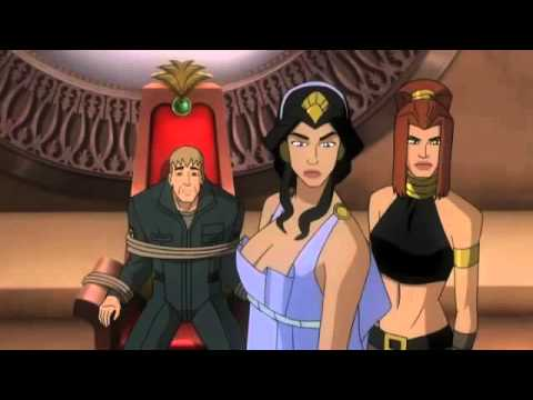 Wonder Woman X Steve Trevor True Love AMV