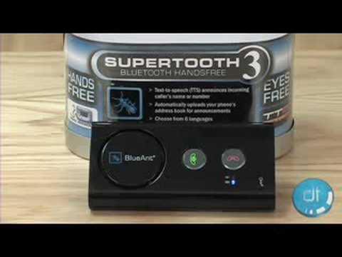 BlueAnt Z9i Bluetooth Headset Review
