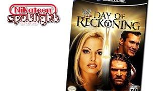 SVGR - WWE Day of Reckoning (Gamecube)