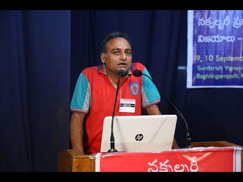 Impact of Naxalbari on Haryana Society: Ajay