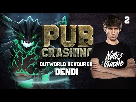 Pubs Crashing: Dendi on Outworld Devourer vol.2