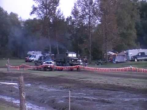 Orange Crush Mud Racing Team (Truck Pull)
