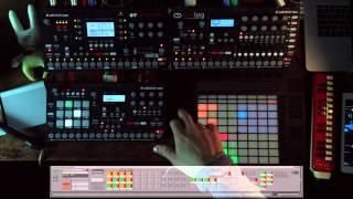 Gustavo Bravetti - Man Of Mystery (live impro)