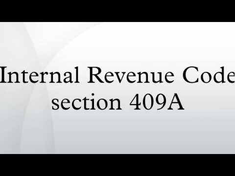 Internal revenue code essay