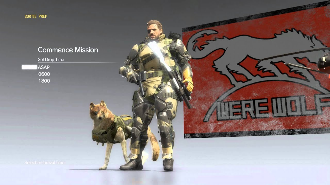 Mgsv how to change emblem