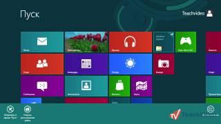 как изменять иконки приложений Metro в Windows 8