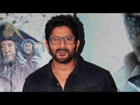 Arshad Warsi On Dubbing For Hindi Voice Of Jack Sparrow From Pirates Of The Caribbean