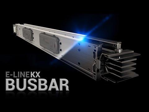 E-Line KX Busbar & Busbar Systems | EAE Elektrik