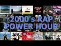 2000-2017 Rap/Hip-Hop Power Hour Drinking Game