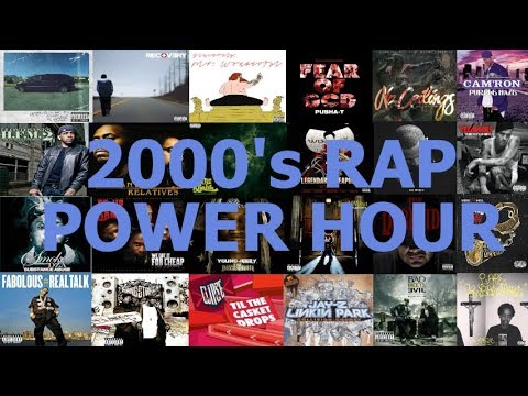 20002017 RapHipHop Power Hour Drinking Game