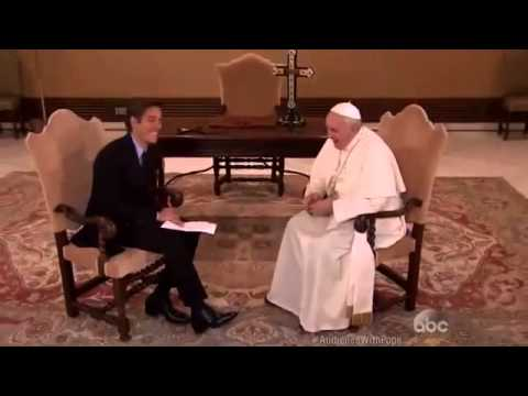 2020 Pope Francis and the People with David Muir HD