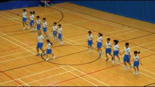 fgps的跳繩強心校際花式跳繩比賽2014片段 4相片