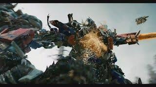 Transformers: Revenge of the Fallen - Forest Battle (Re-Score)