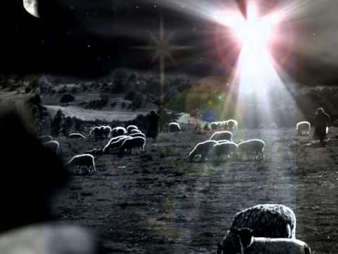 angels sing to shepherds - photo #20