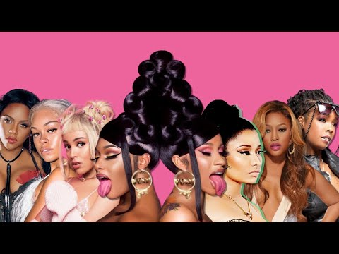 WAP (Female Rap Remix) – CARDI B, MEGAN, NICKI, DOJA, TRINA, KHIA, MULATTO & LIL KIM!