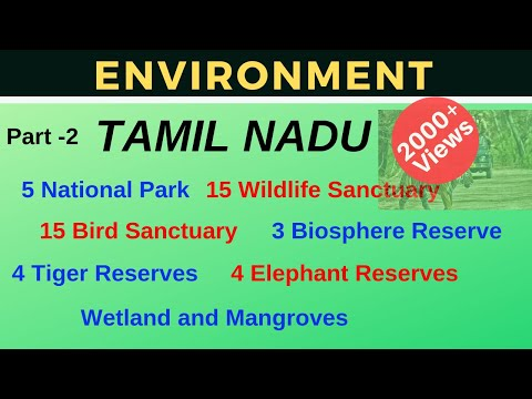 Tamil Protected Area | National Park | Wild Sanctuary | Tamil | Part 2