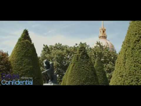 Parisian Garden & Seine by Deluxe Confidential
