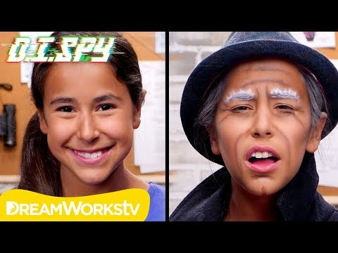 How to Disguise Yourself (DIY Old Man Makeup)   D.I.Spy