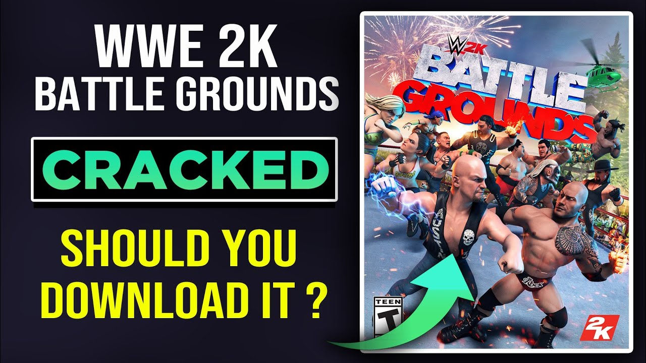 Wwe 2k Battlegrounds Crack Download On Pc Free Download Should You Download It Explained Youtube
