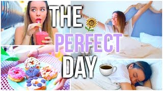 A Perfect Day In My Life! | Sierra Furtado