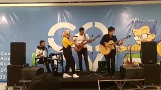 Raisa Could It Be Cover Akustik By Erine Band