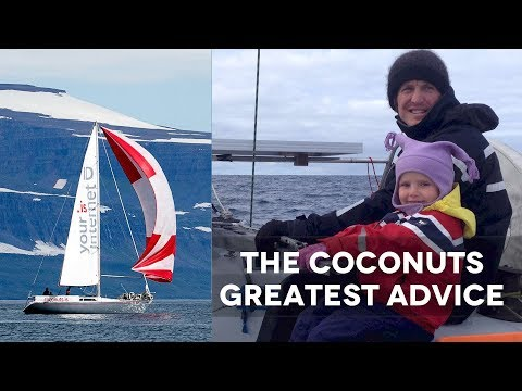 Sailing with the Coconuts - Part 2: The Greatest Advice